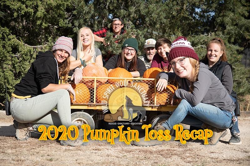 2020 Pumpkin Toss Enrichment Event