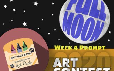 Art Pack April Contest!