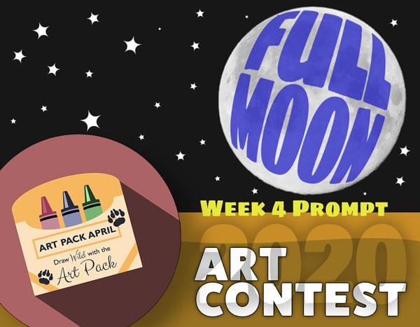 Art Pack April 2020 Week 2