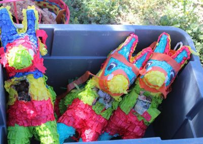 Piñatas Spring Baskets 2020